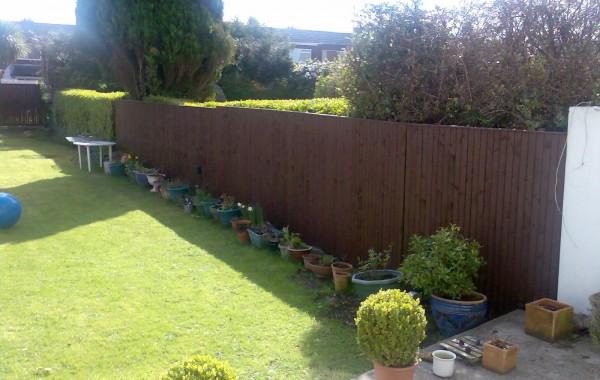 Fence Erecting & Repairs