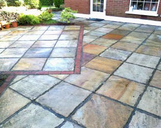 Decks Patios & Driveways